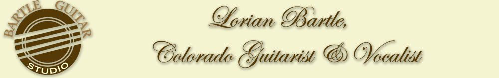 Bartle Guitar Studio